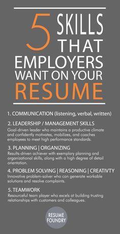 resumeemployerswant